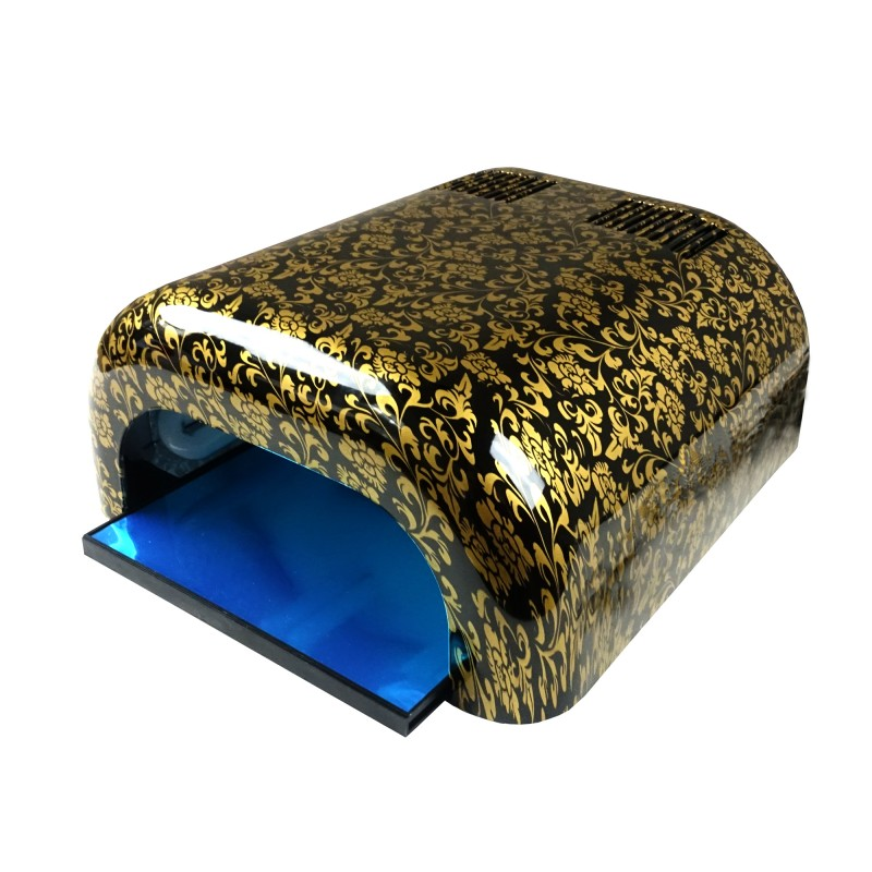 po koden farba na uv lampe 36w. Black Bedroom Furniture Sets. Home Design Ideas